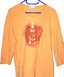 Bluza Bonita cu spirala Reiki - XL