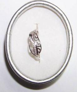 Inel Feng Shui cu simbolul sanatatii din argint 925