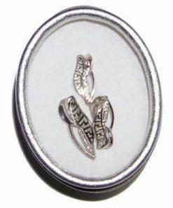 Set Feng Shui cu simbolul sanatatii din argint 925