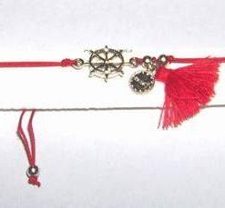 Bratara Feng shui cu roata norocului