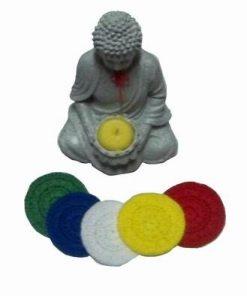 kit de sanatate cu Buddha si cele 5 elemente