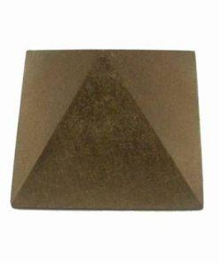 Piramida Feng Shui aurie pentru protectie de accidente