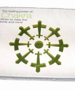 CD cu muzica pentru relaxare corp si minte Chakra