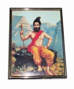 Tablou cu inteleptul Kashyapa