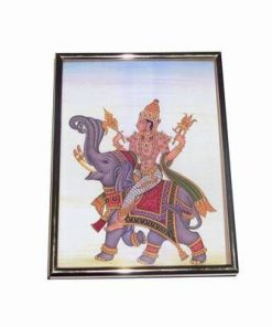 Tablou cu zeitatea Indra