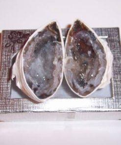 Mini-geode din agat - remediu Feng Shui