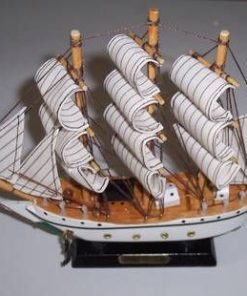 Corabia Abundentei cu trei catarge - medie