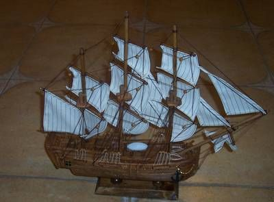 Corabia Bogatiei - remediu Feng Shui