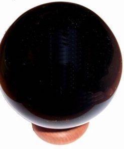 Sfera din obsidian curcubeu