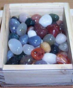 Cufar Feng Shui cu cristale mixte - remediu pentru sanatate