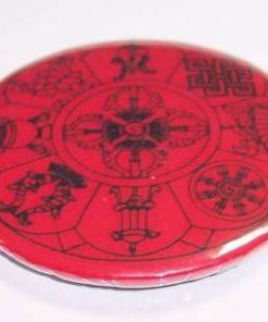 Insigna Feng Shui cu Mantra