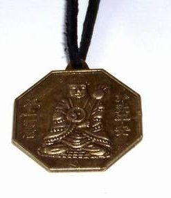 Amuleta Feng Shui cu zeitate de protectie, pe siret