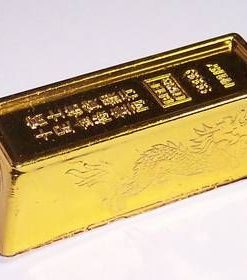 Lingoul auriu - remediu Feng Shui