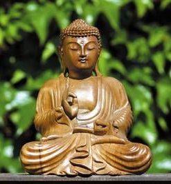 Tablou Feng Shui cu Buddha Tamaduitorul Mudra karana