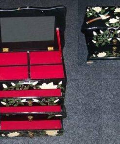Casetuta Feng Shui pentru bijuterii - marime XXL