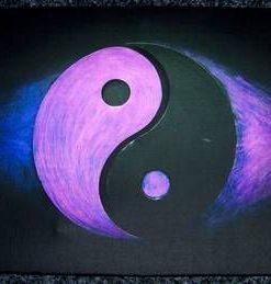 Tablou Feng Shui cu Yin-Yang