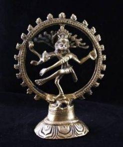 Shiva Nataraja din alama - mare