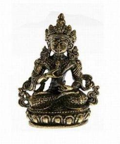 Zeul Vajrasattva, al purificarii - statuie din alama