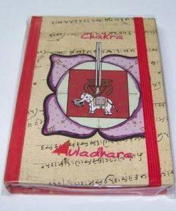 Agenda pentru notite - chakra Muladhara - mare