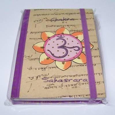 Agenda pentru notite - chakra Sahasrara - mare