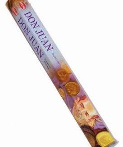 Betisoare parfumate - Don Juanul banilor