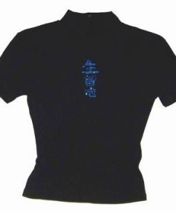 Bluzita Feng Shui cu ideograme de fericire