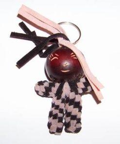 Breloc-papusa pentru protectie - calatorii