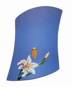 Aplica Feng Shui de perete cu Floarea Norocului