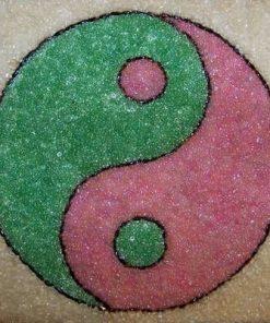Tablou Feng Shui cu Yin Yang