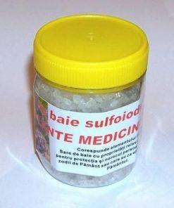 Sare de baie sulfiodurata cu plante medicinale