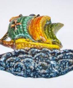 Tablou din ceramica cu Vasul Abundentei