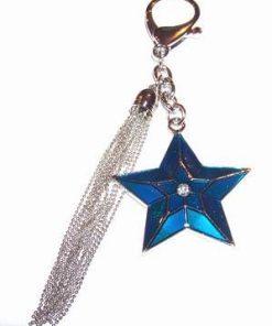 Breloc cu amuleta Steaua Nordului - Steaua Cereasca