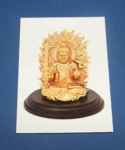 Buddha Acala - Card