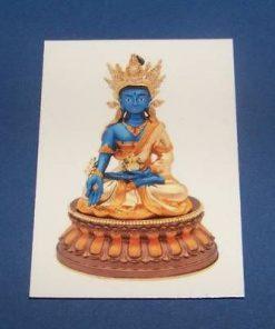 Buddha al medicinei - steaua #2 - magnet