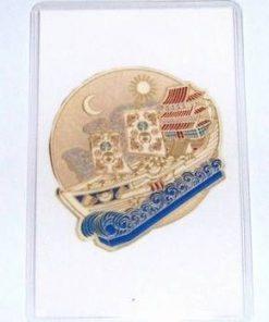 Corabia/Vasul Bogatiei - card