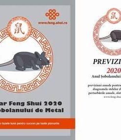 Set Calendar + brosura Previziuni 2020