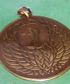 Pasarea Phoenix - amuleta magica
