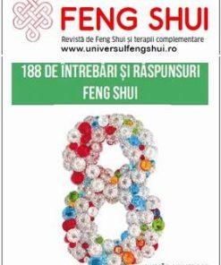 Universul Feng Shui Nr. 8 - Numar aniversar